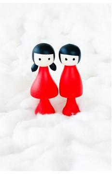 Anne & Baba - Kırmızı