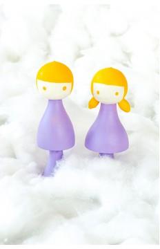 Anne & Baba - Lila